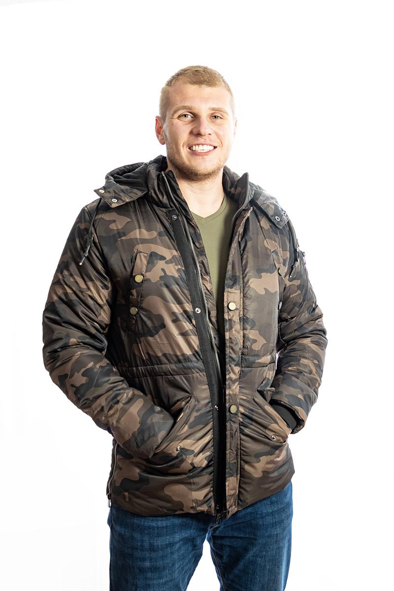 Virsjaka ar noņemamu kapuci