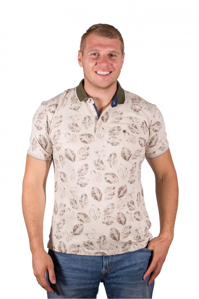 Vīriešu polo T-krekls