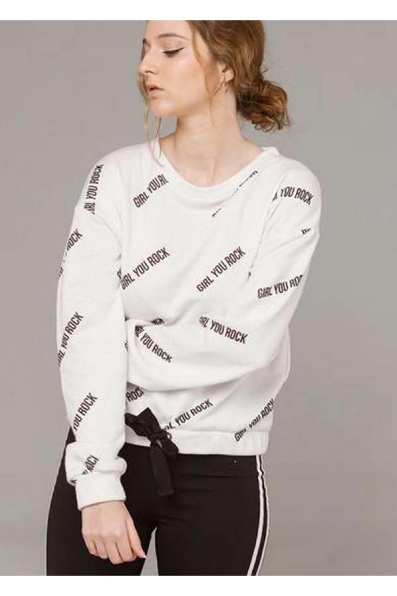 Sieviešu džemperis oversize