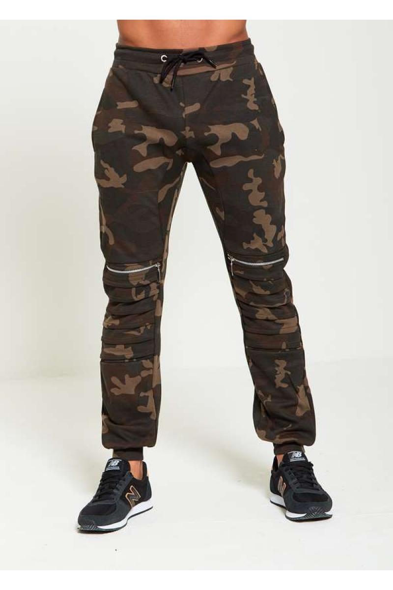 Vīriešu kamuflāžas bikses